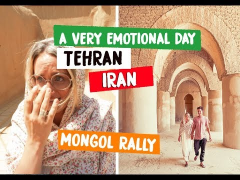 IRAN - IT'S JUST NOT WHAT YOU THINK...