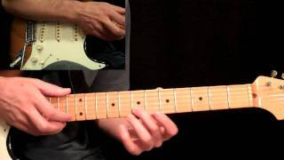 Always With Me - Always With You Guitar Lesson Pt.4 - Joe Satriani - 3rd & 4th B Major Sections