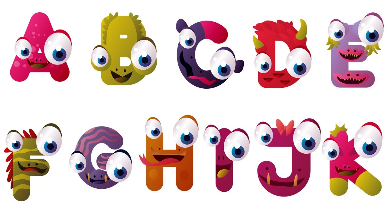 Learning the Alphabet: Alphabet Monsters - ABC