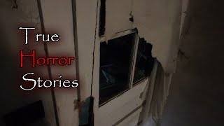 3 Disturbing TRUE Horror Stories