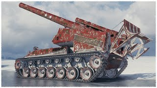 T92 HMC • NUKE CANNON • WoT Gameplay