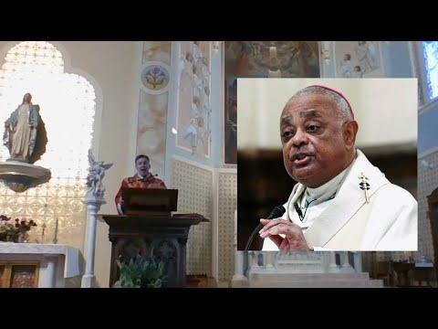 Fr. Altman Admonishes Archbishop Gregory