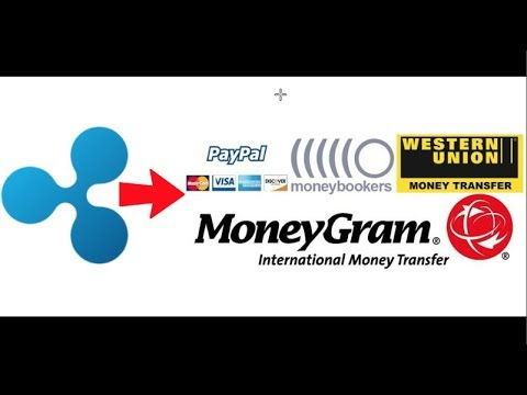 Ripple CEO - 3 of the Top 5 Global Money Transfer Companies Plan to use XRP in 2018