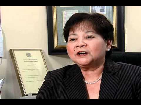 Interview with Dorothea Mendoza, Managing Director of Manila Supermarket - 6/3/2012