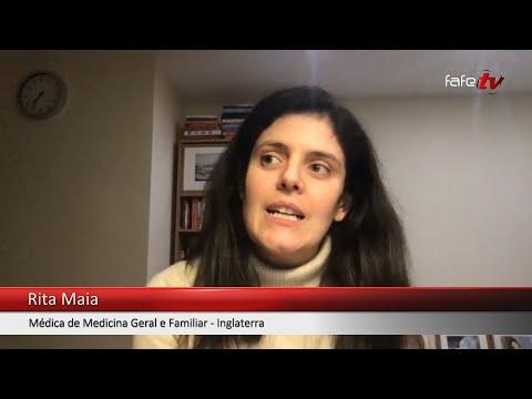 Rita Maia é uma médica fafense e já foi vacinada contra a covid-19.