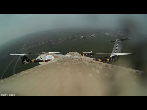 """M7 - """"Murena"""", First flights of MelAvio VTOL UAV"""