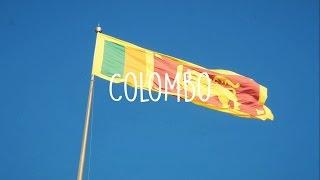 Colombo! Sri Lanka Adventure #1 [4K]
