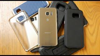 Top 7 Samsung Galaxy S7 Cases! (Under $20)