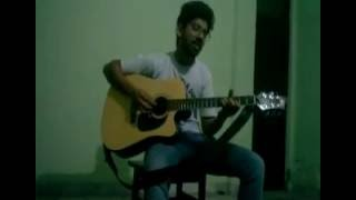 sanam re - acoustic guitar arijit singh