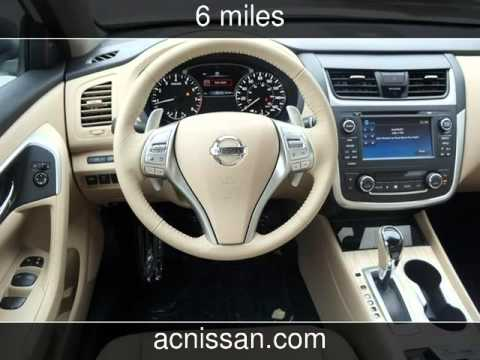 2016 Nissan Altima 3.5 Sl >> 2016 Nissan Altima 3 5 Sl New Cars Wood River Il 2016 02 01