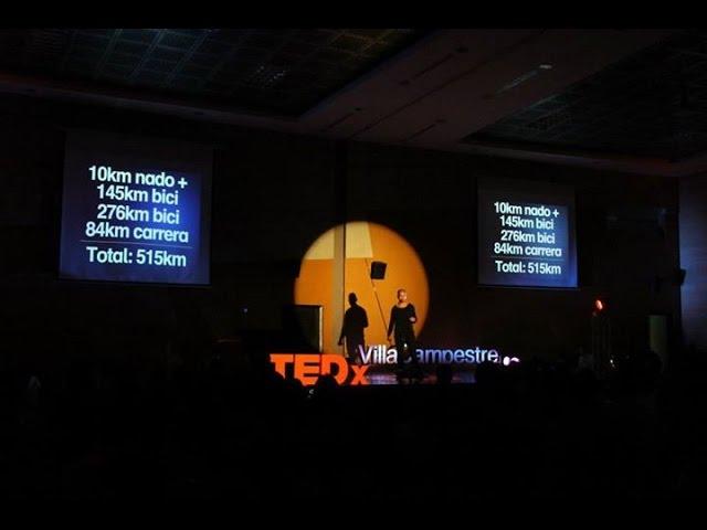 Ultraman -- Imposible es tan sólo una excusa, enfréntate a ello | Isra Garcia | TEDxVillaCampestre