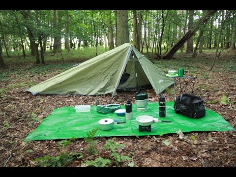 Wild/Stealth Camping