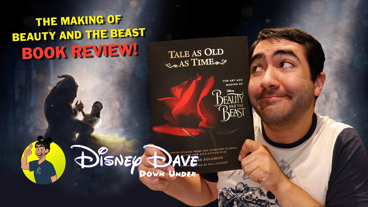 tale    time art  making  beauty   beast book review youtube