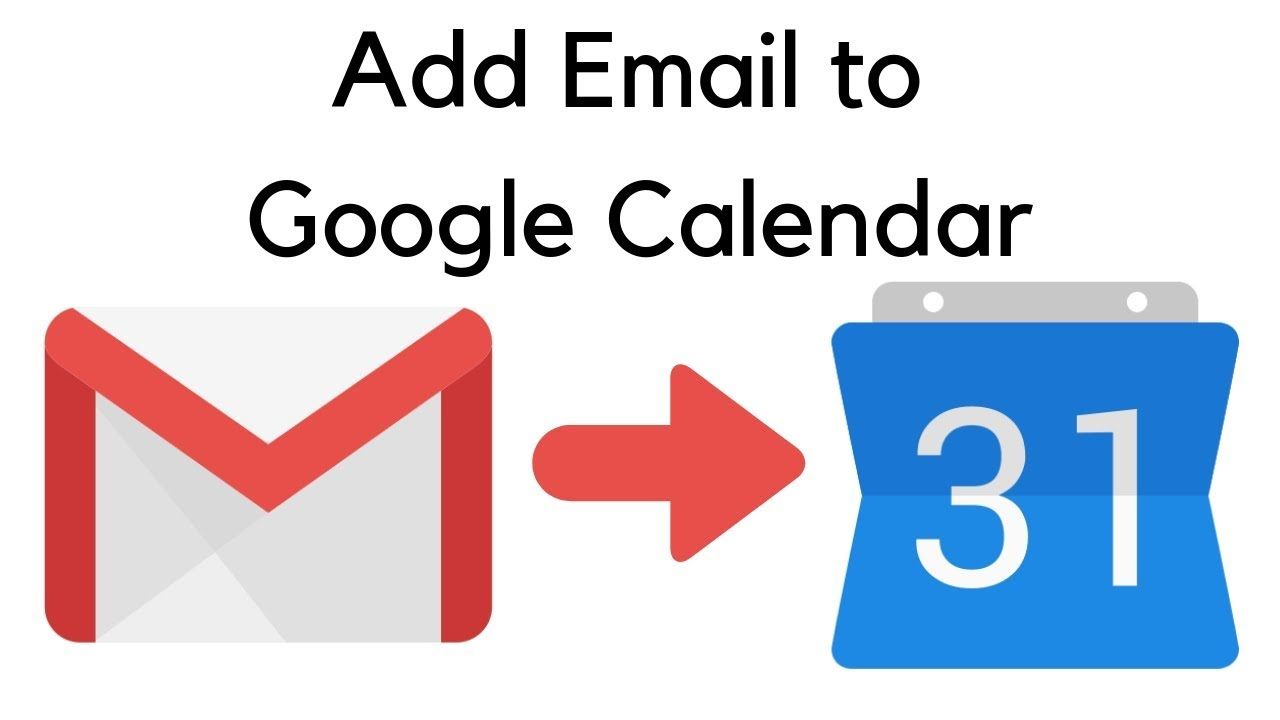 Add To Calendar add email to google calendar - no extensions