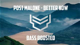 Download Post Malone - Better Now (Bass Boosted) Mp3 and Videos