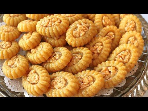 makrout-aux-amandes-مقروط-الفران-برستيج-باللوز-مقلي-و-النوغا-مغاير-هشيش-و-لذيذ/معسلات-رمضان