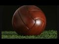 Timeline of soccer balls from 1930-2014