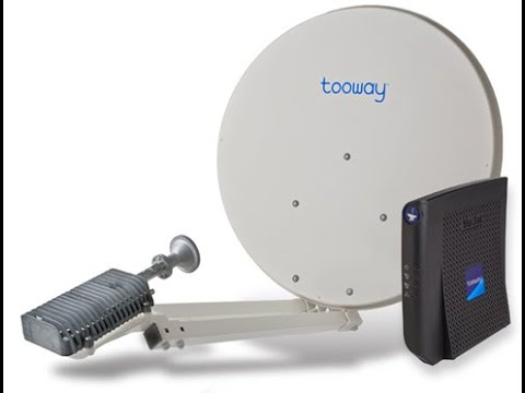 Internet par satellite TOOWAY