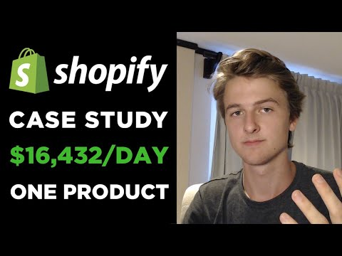 Dropshipping Case Study | $15K/Day With One Product thumbnail