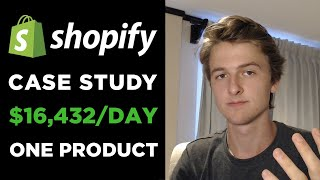 Baixar Dropshipping Case Study | $15K/Day With One Product