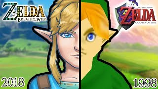 The Legend Of Zelda Series IS NOT The Same Anymore...