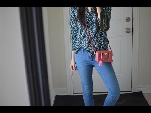 e98027e733f3 Outfit of the Day feat. The Prada Mini Micro Bag (Glorified Phone ...
