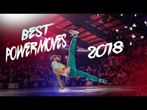 BEST POWERMOVES IN THE WORLD 2018 // INSANE BBOYS // PAAW