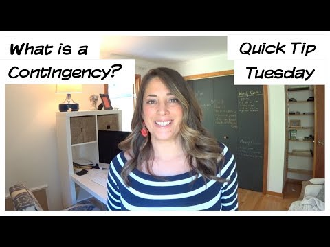 What is a Contingency in Real Estate?