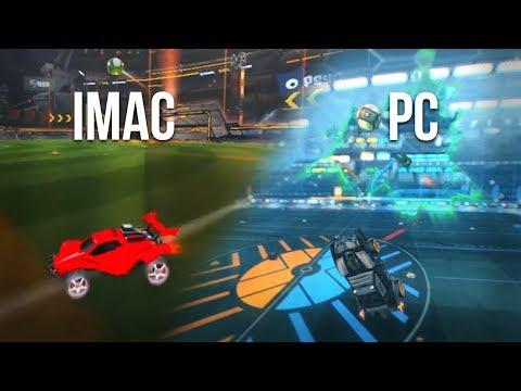 Playing On Mac Vs PC In Rocket League