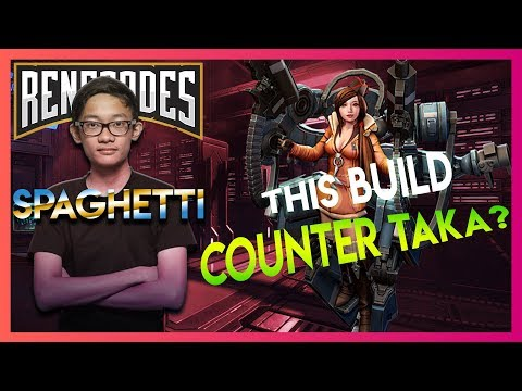 Spaghetti Shows Us The Build That Can Counter Taka - Spaghetti's Stream
