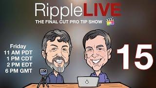 RippleLIVE Episode 15