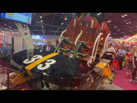 Randy Baumann & the DVE Morning Show - Kennywood Debuts Steel Curtain Car