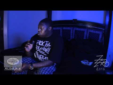 I Even Bleed Blue - Z-Ro (Directed by Algierz)