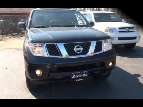 2006 nissan pathfinder read owner and expert reviews prices specs. Black Bedroom Furniture Sets. Home Design Ideas