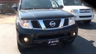 2006 Nissan Pathfinder SE 4WD SUV Review