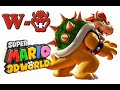 Super Mario 3d World Walkthrough - World Bowser 100% + Final Boss Fight