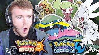 Pokemon Sun & Pokemon Moon - SILVALLY, KOMMO-O GAMEPLAY, NEW POKEMON, ALOLAN MUK & MORE! - REACTION