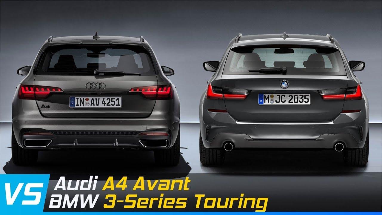 Audi A4 Avant 2020 Vs Bmw 3 Series Touring 2020 Design Dimensions Aircar