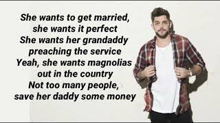 Thomas Rhett-Marry me Lyrics