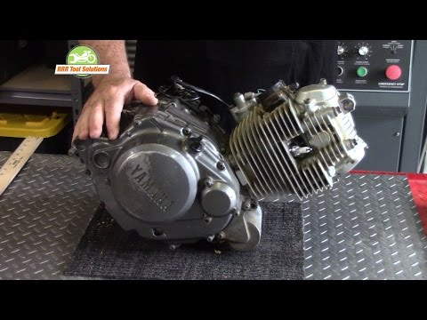 Motorcycle Engine Stand DIY