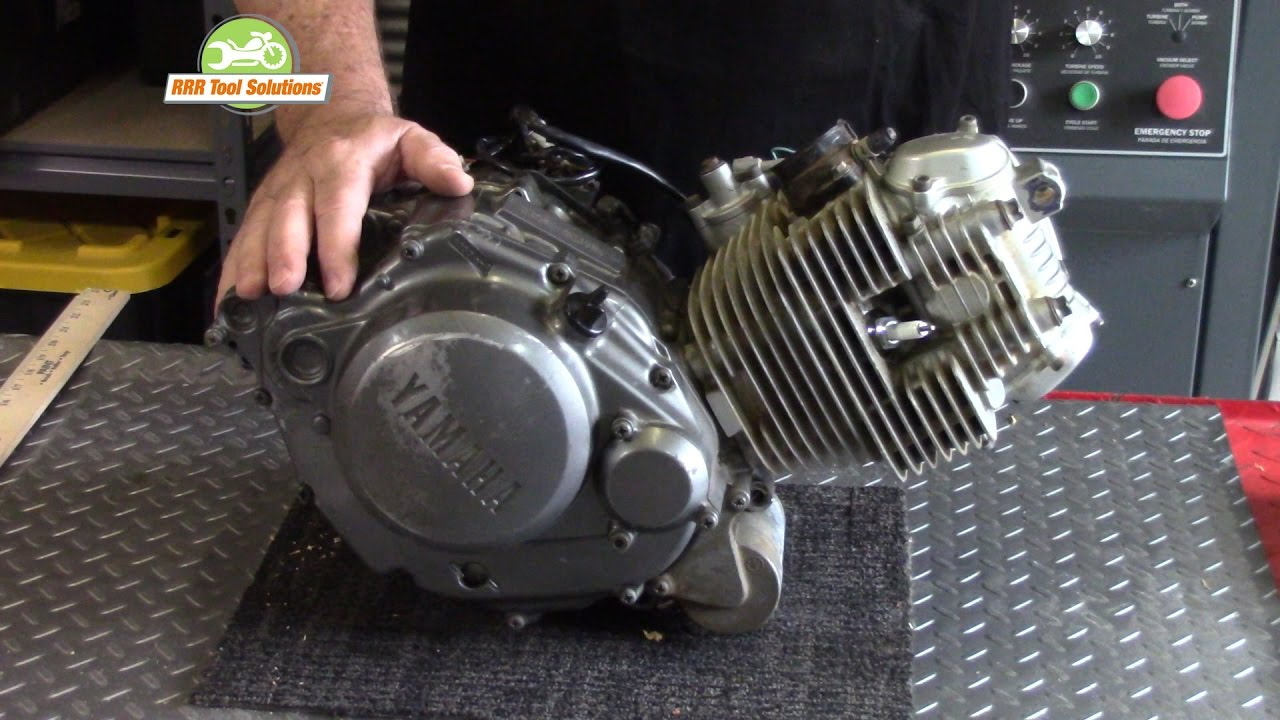 motorcycle engine stand diy - youtube