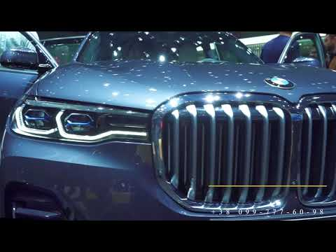 BMW X7 2019 / Выставка в Женева 2019