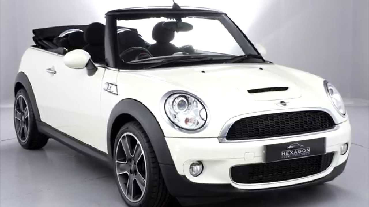 Mini Convertible 1 6 Cooper S 2dr Hexagon Modern Clics