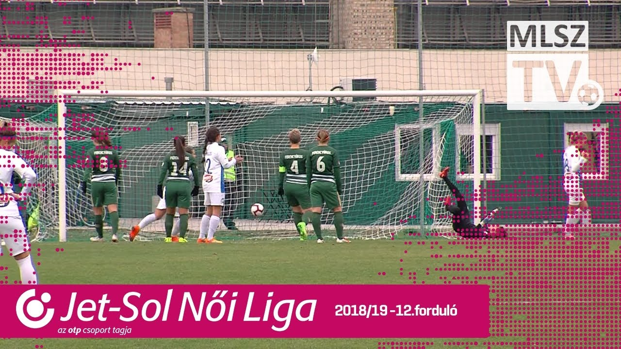 FTC-TELEKOM - MTK HUNGÁRIA FC | 1-2 | JET-SOL Liga | 12. forduló | MLSZTV