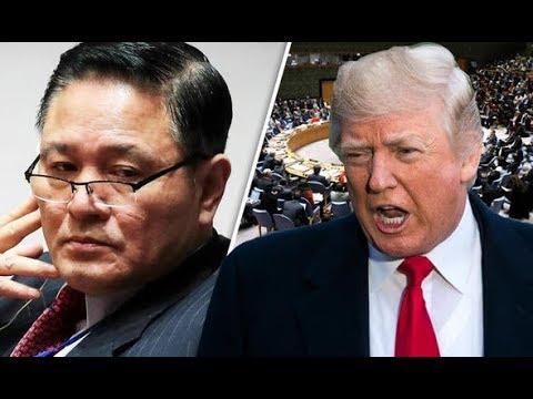 'USA is TERRIFIED of our power!' North Korea amba ssador hails Pyongyang's nuke program