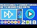 Comentarios y Reacciones De Tu Mismo País En Facebook | 2019 ✅