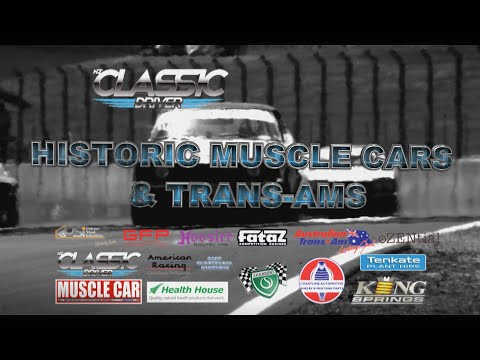 TV: 2015 Aus Trans-Am vs NZ Muscle Cars at NZFMR