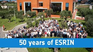 50 years of ESRIN