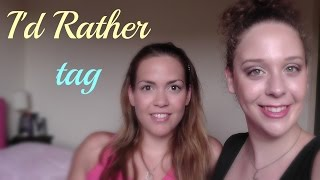 I'd Rather Tag με την Έφη + bloopers | AnotherMakeupWorld Mp3