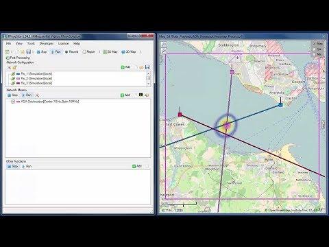 CRFS Software: AOA Geolocation